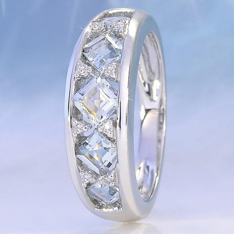 Bague CIEL DE DIAMANTS