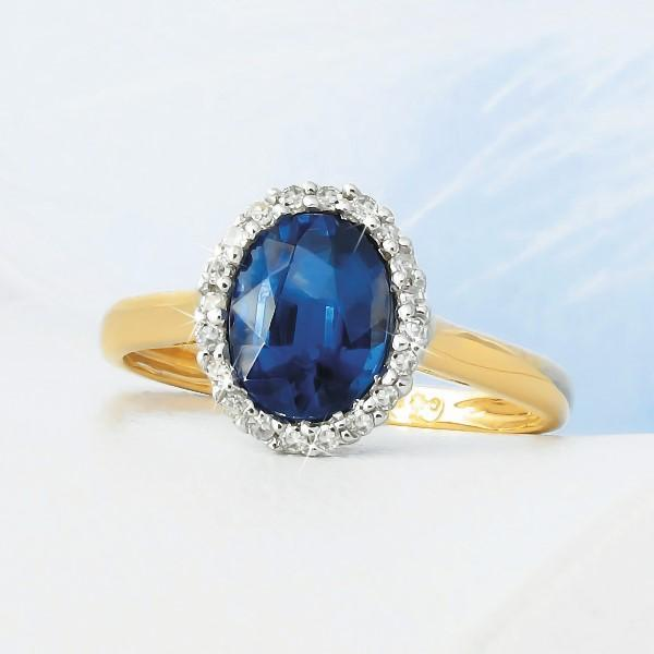 Bague AMOUR ROYAL