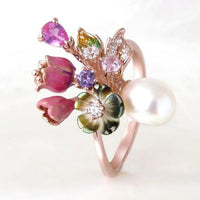 Bague BOUQUET DE PRINTEMPS
