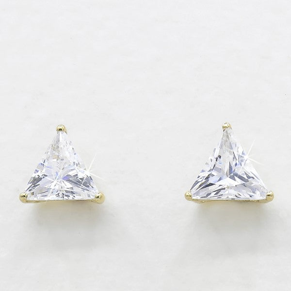Boucles d'oreilles PURE GEOMETRY Triangle