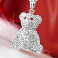 Pendentif OURS TEDDY