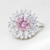 Bague ROSE ROYALE