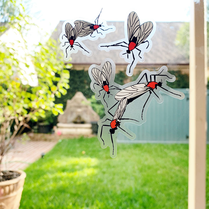 LoveBug Stickers