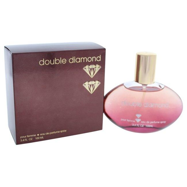 Double Diamond by Double Diamond for Women - 3.4 oz EDP Spray