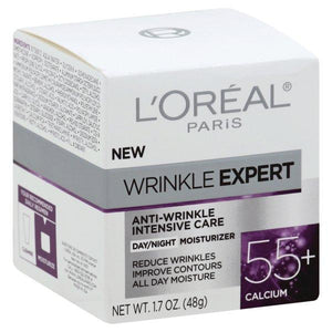 L'Oreal 55+ Wrinkle Expert Day/Night Moisturizer, 1.7 fl ozL'Oreal 55+ Wrinkle Expert Day/Night Moisturizer, 1.7 fl oz
