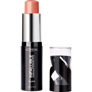 L'Oreal Paris Infallible Longwear Shaping Blush Sticks, Cheeky DimensionL'Oreal Paris Infallible Longwear Shaping Blush Sticks, Cheeky Dimension