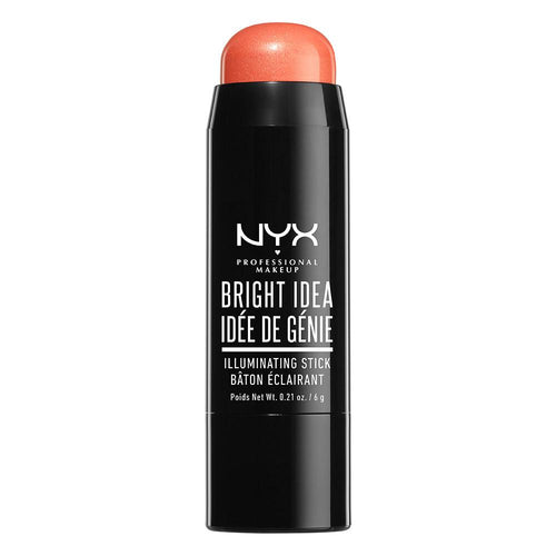 NYX Professional Makeup Bright Idea Illuminating Stick, CoraliciousNYX Professional Makeup Bright Idea Illuminating Stick, Coralicious
