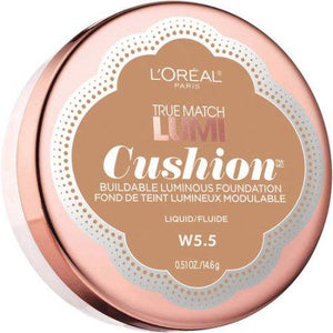 L'Oreal Paris True Match Lumi Cushion FoundationL'Oreal Paris True Match Lumi Cushion Foundation