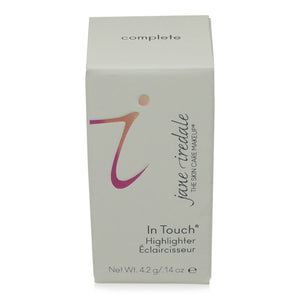 Jane Iredale In Touch Highlighter .14 oz. - CompleteJane Iredale In Touch Highlighter .14 oz. - Complete