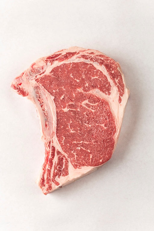 TOP CHOICE BONE-IN RIBEYE - REVIER RANCH
