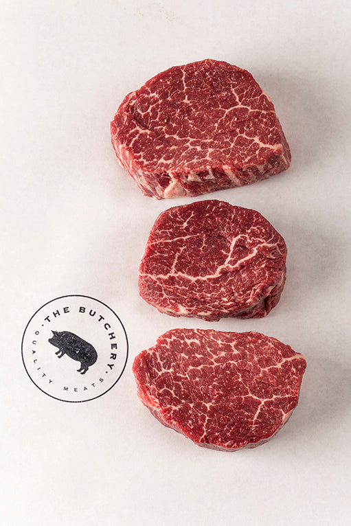 American Wagyu Tenderloin Snake River Farms Sold By Each Piece The Butchery Online Store