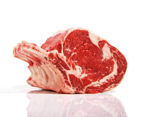REVIER RANCH USDA TOP CHOICE RIB ROAST - FRENCHING AVAILABLE UPON REQUEST