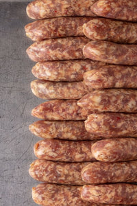MAPLE SAGE BREAKFAST SAUSAGE - Sold in 8oz. packs of 5 links