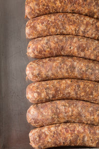 ITALIAN SAUSAGE - MILD - Sold by the LINK