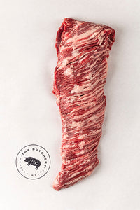 AMERICAN WAGYU OUTSIDE SKIRT STEAK - SNAKE RIVER FARMS