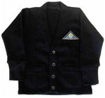 Navy Cardigan - Youth - Global Montessori