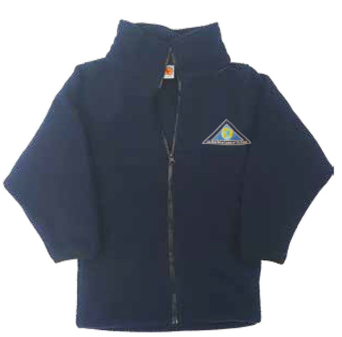 Fleece Jacket - Youth - Global Montessori