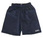 Gym Shorts - Adult; Global Montessori