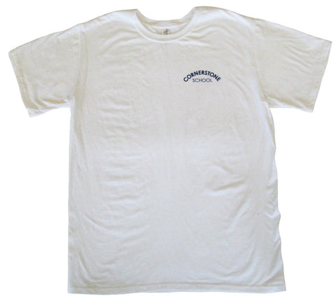 Gym Tee - Adult - Cornerstone Montessori