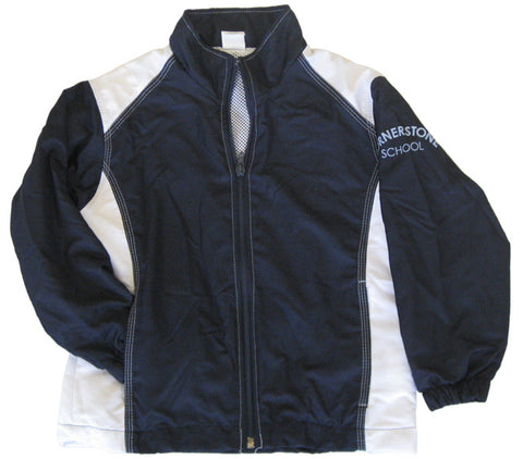 Track Jacket - Adult - Cornerstone Montessori
