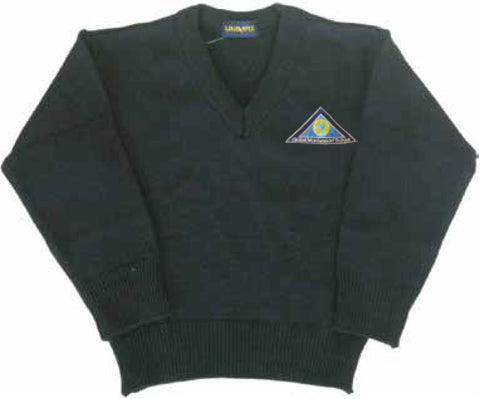 Navy Pullover - Adult - Global Montessori