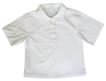 Peter Pan Blouse - Short Sleeve - Uniform