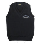 Navy Vest - Adult - Cornerstone Montessori