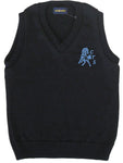 Navy Vest  - Youth - Cloverdale Traditional