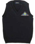 Navy Vest  - Youth - Global Montessori