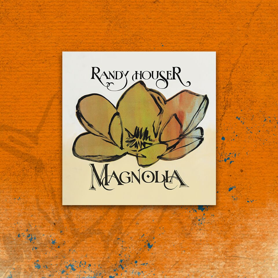 Randy Houser Magnolia CD