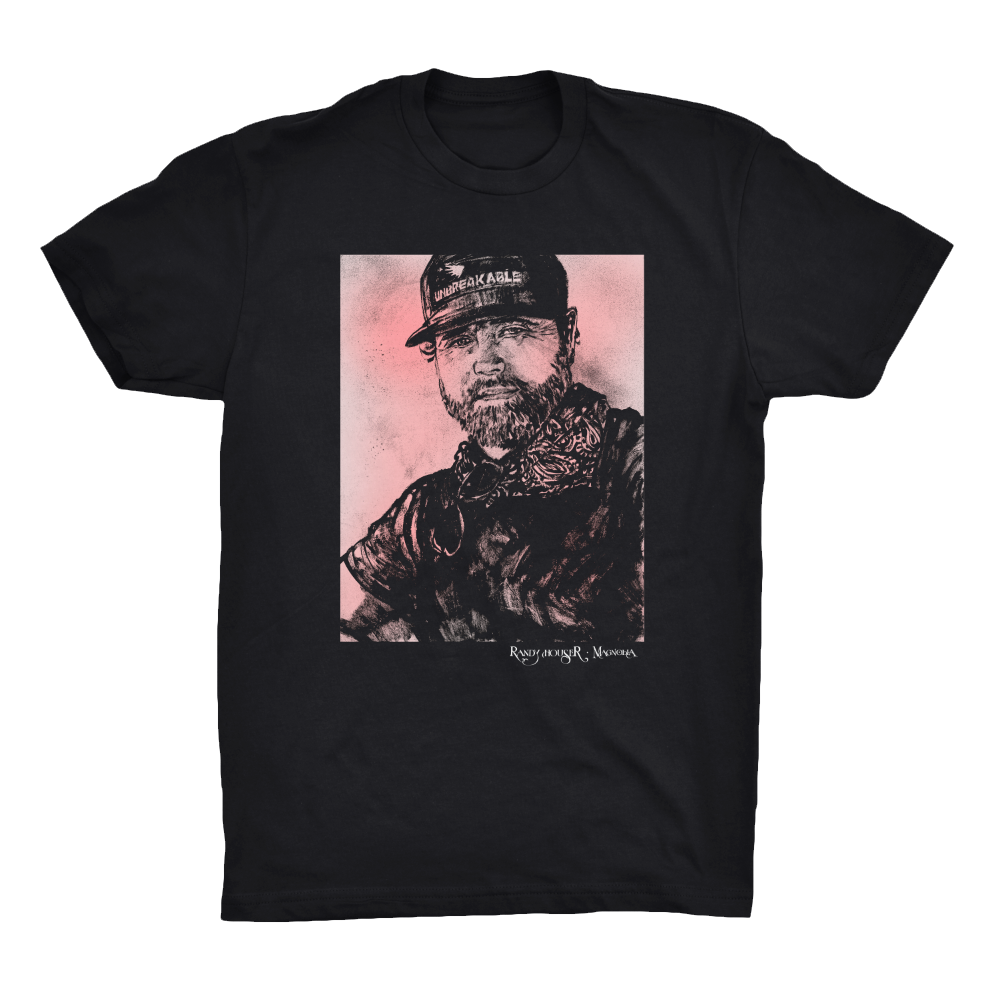 Randy Houser Photo T-shirt