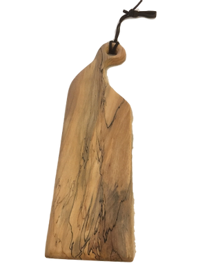 Spalted Sycamore Serving Board