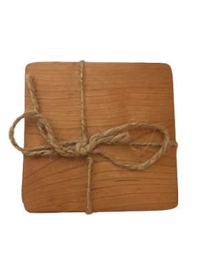 Black Birch Coasters