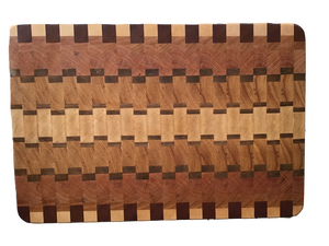 End Grain Cutting/Serving Board