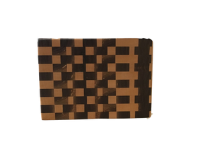 457 Small Rectangle End Grain Board