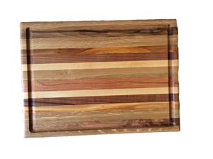 Edge Grain Butcher Block