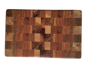 Small End Grain Cutting Board