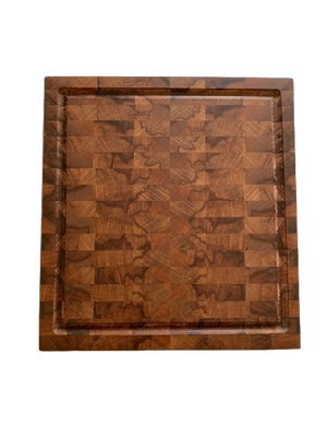Medium End Grain Cutting/Serving Board
