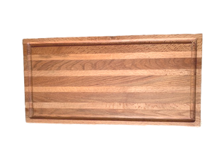 Edge Grain Cutting/Serving Board