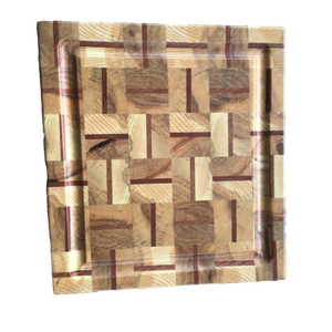 552 End Grain Cutting Board