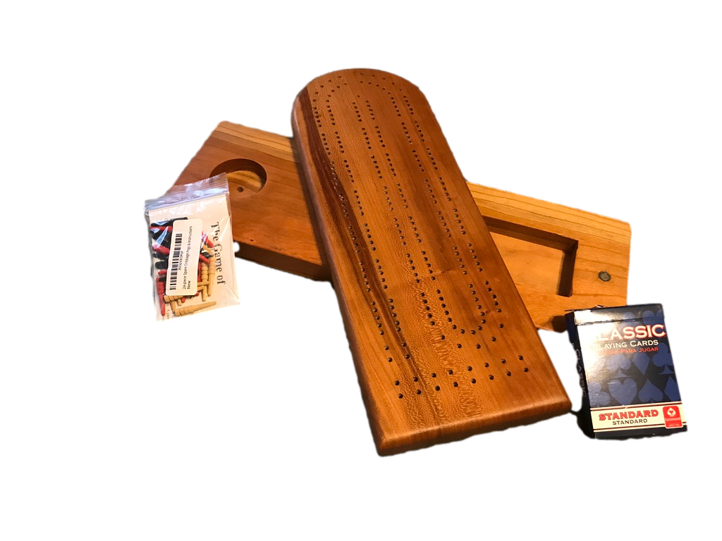 574 Cribbage Board