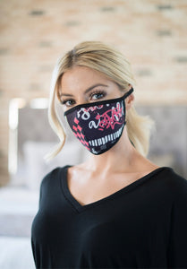 Life's Good Face Mask - Lady Galore