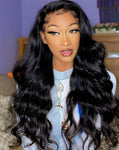 HD Transparent Body Wave Lace Front - Lady Galore