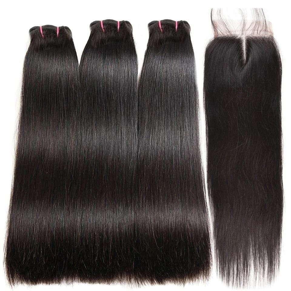 12A Grade Straight Hair Bundles - Lady Galore