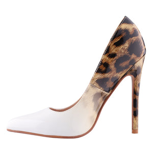 Leopard Pumps - Lady Galore