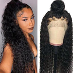 Water Wave 360 Lace Frontal Wig - Lady Galore