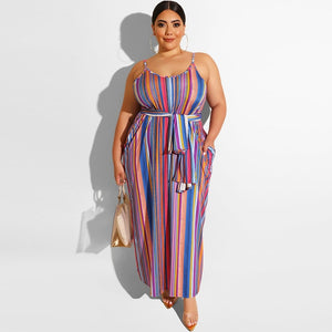 Summer Rose Maxi Dress - Lady Galore