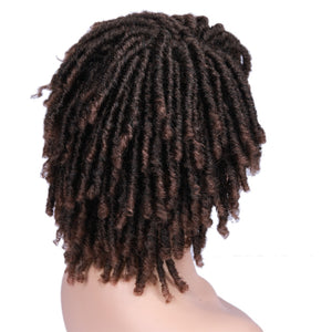 Curly Dreadlock Wig - Lady Galore