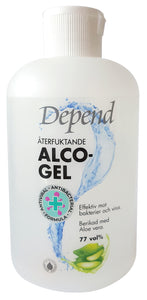 Alcogel 1158 77 vol% 400 ml
