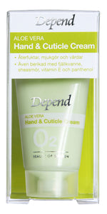 Aloe Vera Hand & Cuticle Cream 8953